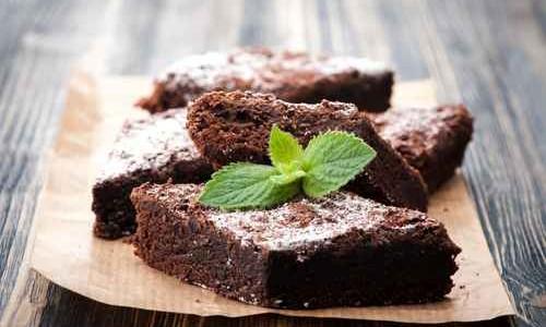 Gâteau au chocolat sans beurre sans farine