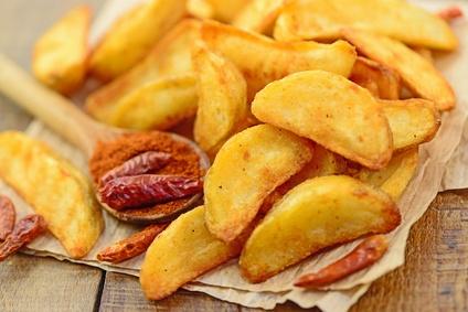 Pommes de terre grillées façon « Potatoes »